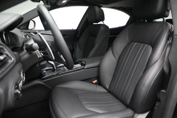 New 2021 Maserati Ghibli SQ4 for sale $92,894 at Bugatti of Greenwich in Greenwich CT 06830 15
