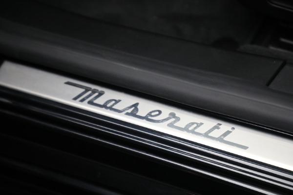 New 2021 Maserati Ghibli SQ4 for sale $92,894 at Bugatti of Greenwich in Greenwich CT 06830 20