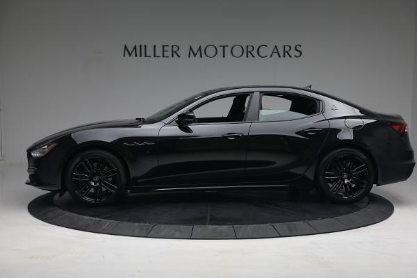 New 2021 Maserati Ghibli SQ4 for sale $92,894 at Bugatti of Greenwich in Greenwich CT 06830 3