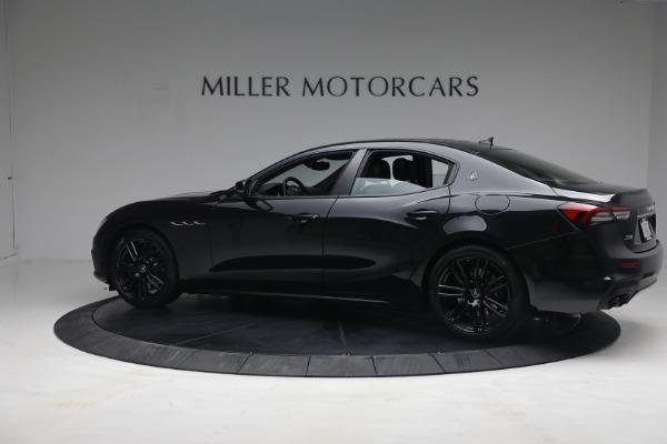 New 2021 Maserati Ghibli SQ4 for sale $92,894 at Bugatti of Greenwich in Greenwich CT 06830 4