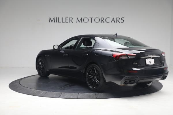 New 2021 Maserati Ghibli SQ4 for sale $92,894 at Bugatti of Greenwich in Greenwich CT 06830 5