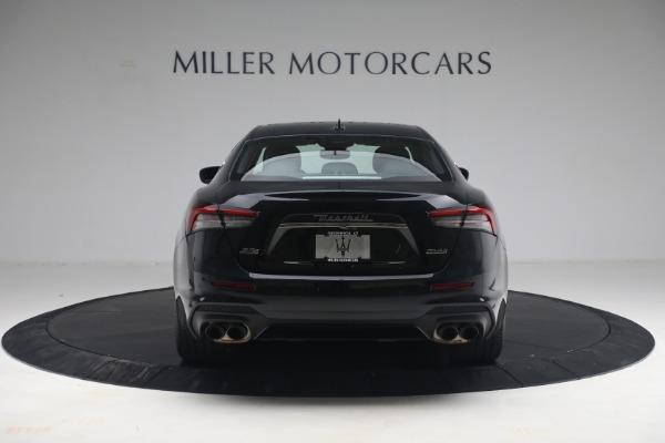 New 2021 Maserati Ghibli SQ4 for sale $92,894 at Bugatti of Greenwich in Greenwich CT 06830 6