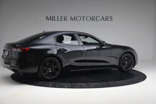 New 2021 Maserati Ghibli SQ4 for sale $92,894 at Bugatti of Greenwich in Greenwich CT 06830 8