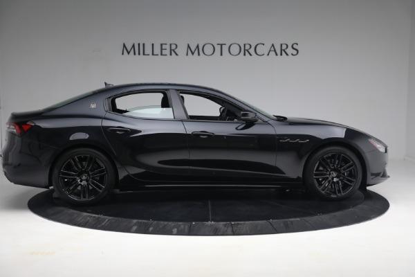 New 2021 Maserati Ghibli SQ4 for sale $92,894 at Bugatti of Greenwich in Greenwich CT 06830 9