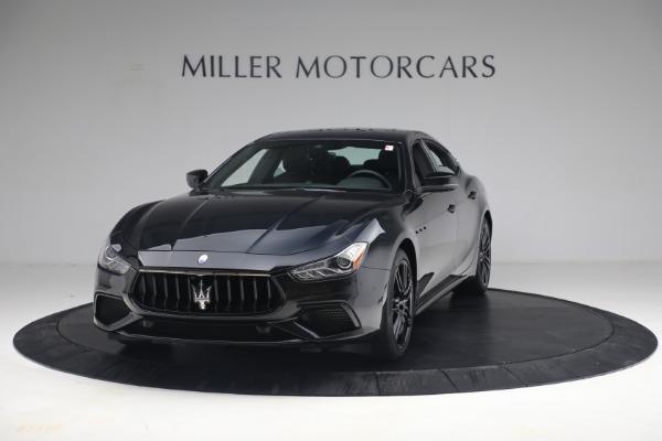 New 2021 Maserati Ghibli SQ4 for sale $92,894 at Bugatti of Greenwich in Greenwich CT 06830 1