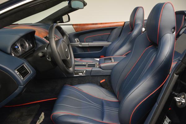 Used 2014 Aston Martin DB9 Volante for sale Sold at Bugatti of Greenwich in Greenwich CT 06830 13