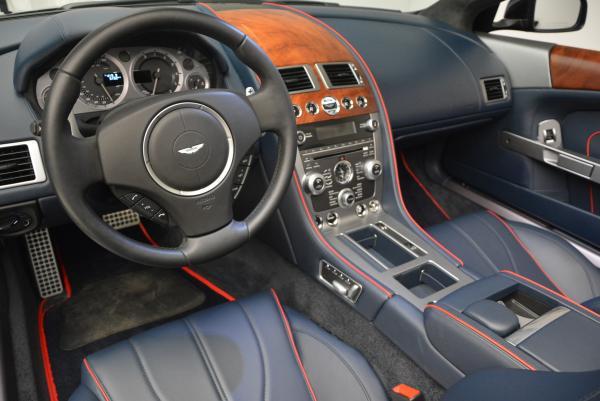 Used 2014 Aston Martin DB9 Volante for sale Sold at Bugatti of Greenwich in Greenwich CT 06830 14