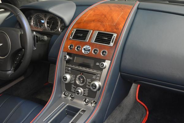 Used 2014 Aston Martin DB9 Volante for sale Sold at Bugatti of Greenwich in Greenwich CT 06830 19