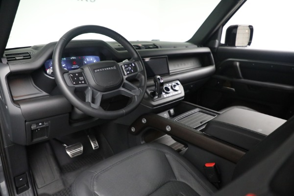 Used 2021 Land Rover Defender 90 X for sale Call for price at Bugatti of Greenwich in Greenwich CT 06830 10