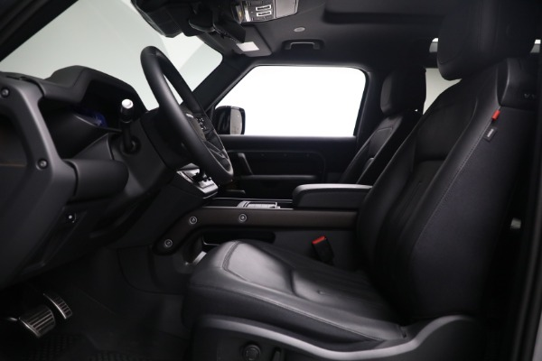 Used 2021 Land Rover Defender 90 X for sale Call for price at Bugatti of Greenwich in Greenwich CT 06830 11