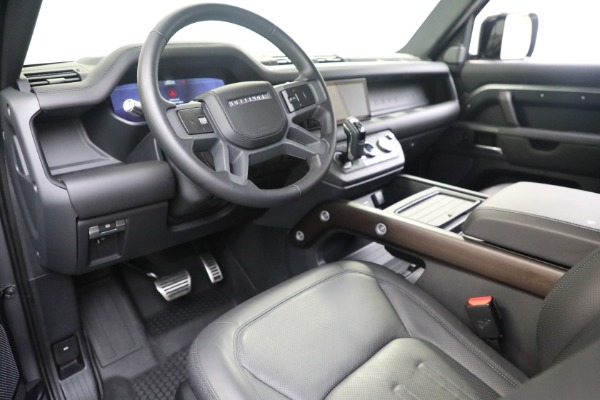 Used 2021 Land Rover Defender 90 X for sale Call for price at Bugatti of Greenwich in Greenwich CT 06830 14