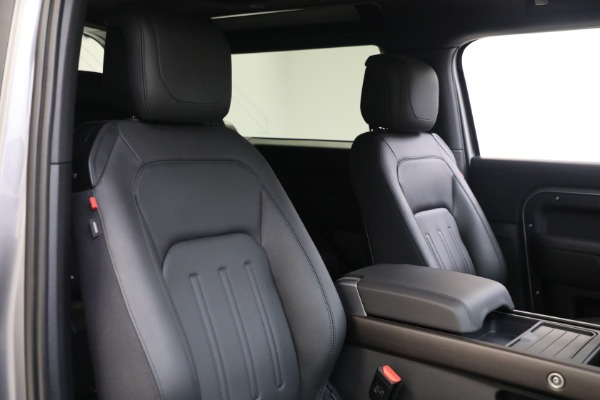 Used 2021 Land Rover Defender 90 X for sale Call for price at Bugatti of Greenwich in Greenwich CT 06830 16