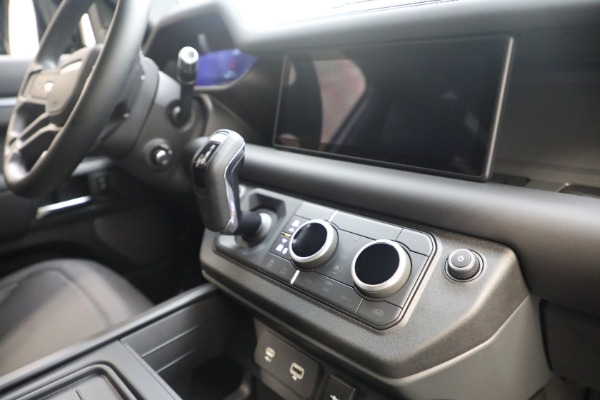 Used 2021 Land Rover Defender 90 X for sale Call for price at Bugatti of Greenwich in Greenwich CT 06830 20