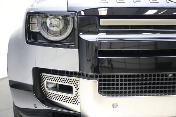 Used 2021 Land Rover Defender 90 X for sale Call for price at Bugatti of Greenwich in Greenwich CT 06830 24