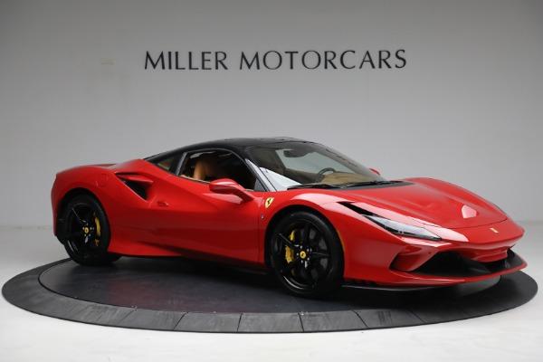Used 2021 Ferrari F8 Tributo for sale Call for price at Bugatti of Greenwich in Greenwich CT 06830 10