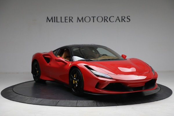 Used 2021 Ferrari F8 Tributo for sale Call for price at Bugatti of Greenwich in Greenwich CT 06830 11