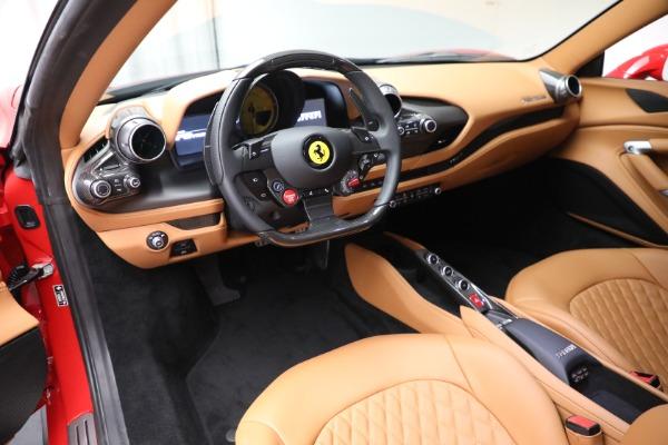 Used 2021 Ferrari F8 Tributo for sale Call for price at Bugatti of Greenwich in Greenwich CT 06830 13
