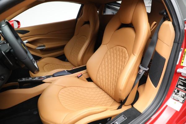 Used 2021 Ferrari F8 Tributo for sale Call for price at Bugatti of Greenwich in Greenwich CT 06830 15