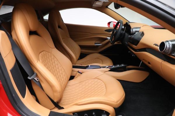 Used 2021 Ferrari F8 Tributo for sale Call for price at Bugatti of Greenwich in Greenwich CT 06830 18