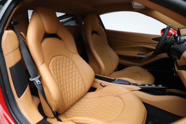 Used 2021 Ferrari F8 Tributo for sale Call for price at Bugatti of Greenwich in Greenwich CT 06830 19