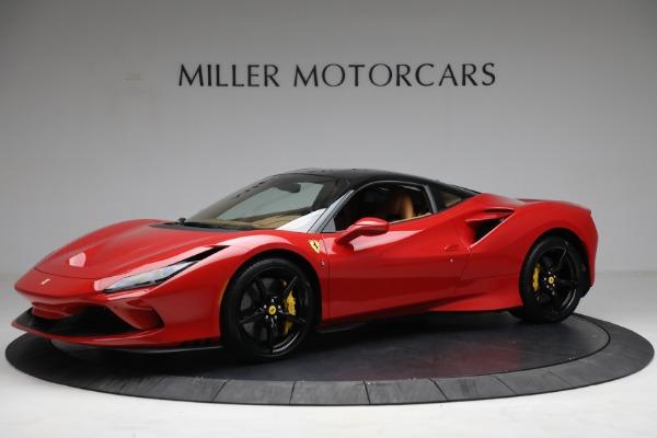Used 2021 Ferrari F8 Tributo for sale Call for price at Bugatti of Greenwich in Greenwich CT 06830 2