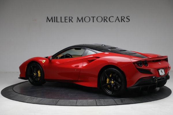 Used 2021 Ferrari F8 Tributo for sale Call for price at Bugatti of Greenwich in Greenwich CT 06830 4