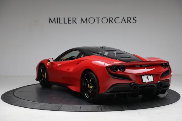 Used 2021 Ferrari F8 Tributo for sale Call for price at Bugatti of Greenwich in Greenwich CT 06830 5
