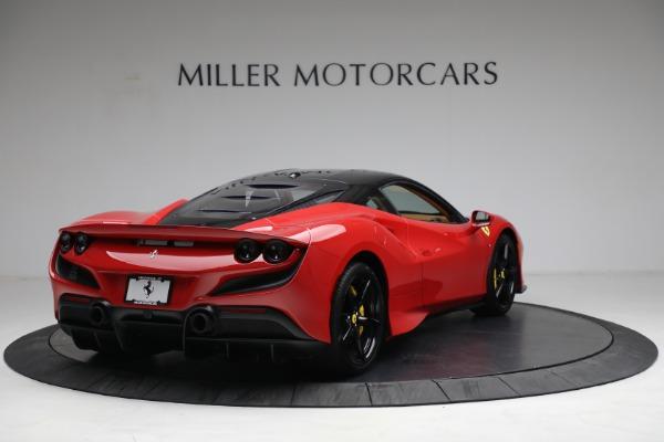Used 2021 Ferrari F8 Tributo for sale Call for price at Bugatti of Greenwich in Greenwich CT 06830 7