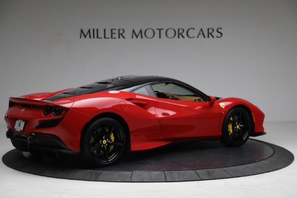 Used 2021 Ferrari F8 Tributo for sale Call for price at Bugatti of Greenwich in Greenwich CT 06830 8
