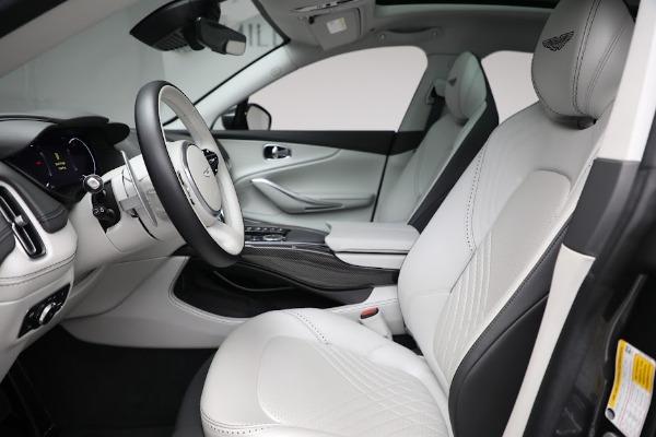 Used 2021 Aston Martin DBX for sale Sold at Bugatti of Greenwich in Greenwich CT 06830 12