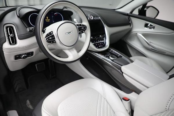 Used 2021 Aston Martin DBX for sale Sold at Bugatti of Greenwich in Greenwich CT 06830 13