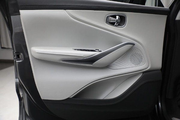 Used 2021 Aston Martin DBX for sale Sold at Bugatti of Greenwich in Greenwich CT 06830 14