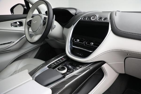 Used 2021 Aston Martin DBX for sale Sold at Bugatti of Greenwich in Greenwich CT 06830 15