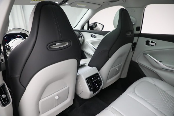Used 2021 Aston Martin DBX for sale Sold at Bugatti of Greenwich in Greenwich CT 06830 18