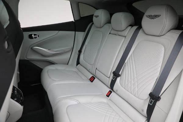 Used 2021 Aston Martin DBX for sale Sold at Bugatti of Greenwich in Greenwich CT 06830 19