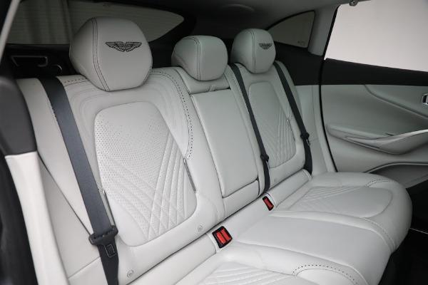 Used 2021 Aston Martin DBX for sale Sold at Bugatti of Greenwich in Greenwich CT 06830 20