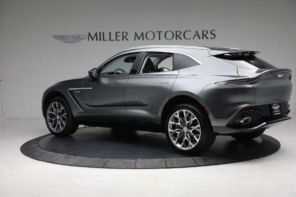 Used 2021 Aston Martin DBX for sale Sold at Bugatti of Greenwich in Greenwich CT 06830 3