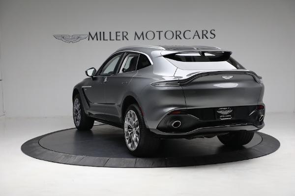 Used 2021 Aston Martin DBX for sale Sold at Bugatti of Greenwich in Greenwich CT 06830 4
