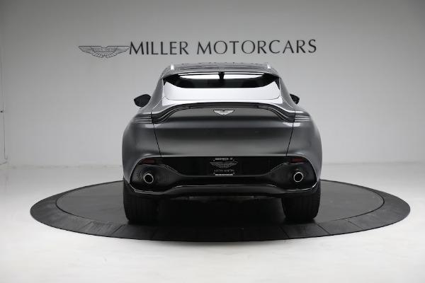 Used 2021 Aston Martin DBX for sale Sold at Bugatti of Greenwich in Greenwich CT 06830 5