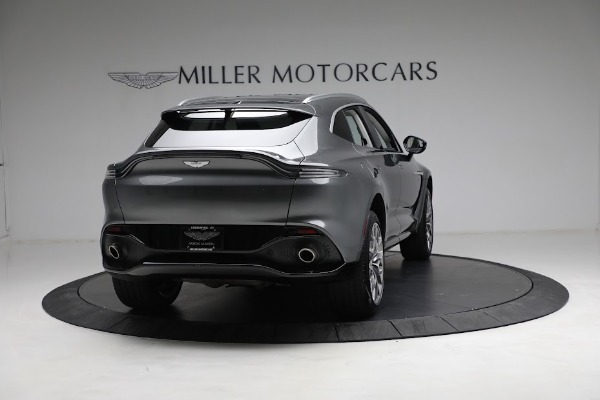 Used 2021 Aston Martin DBX for sale Sold at Bugatti of Greenwich in Greenwich CT 06830 6