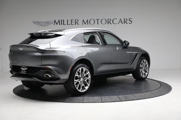 Used 2021 Aston Martin DBX for sale Sold at Bugatti of Greenwich in Greenwich CT 06830 7