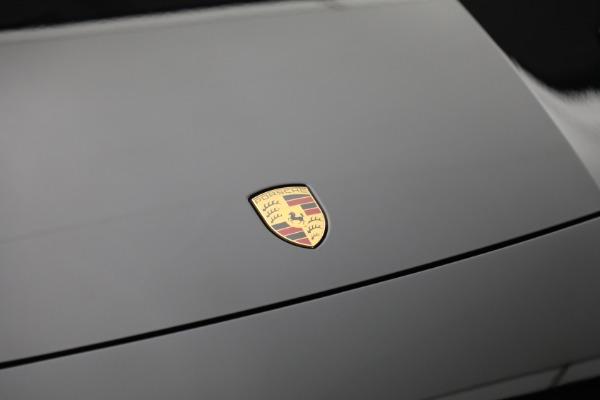 Used 2021 Porsche Panamera Turbo S for sale Call for price at Bugatti of Greenwich in Greenwich CT 06830 14