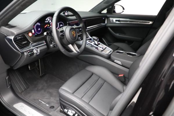 Used 2021 Porsche Panamera Turbo S for sale Call for price at Bugatti of Greenwich in Greenwich CT 06830 17