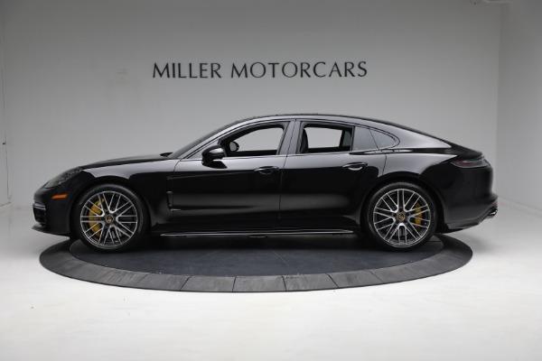 Used 2021 Porsche Panamera Turbo S for sale Call for price at Bugatti of Greenwich in Greenwich CT 06830 2