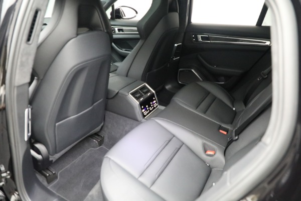 Used 2021 Porsche Panamera Turbo S for sale Call for price at Bugatti of Greenwich in Greenwich CT 06830 20