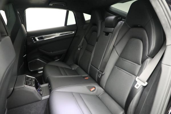 Used 2021 Porsche Panamera Turbo S for sale Call for price at Bugatti of Greenwich in Greenwich CT 06830 22