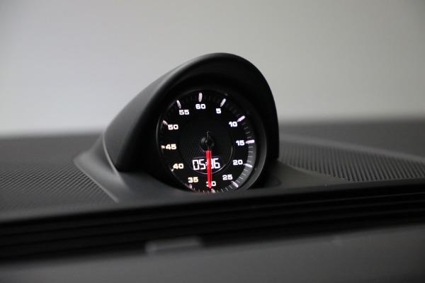 Used 2021 Porsche Panamera Turbo S for sale Call for price at Bugatti of Greenwich in Greenwich CT 06830 23