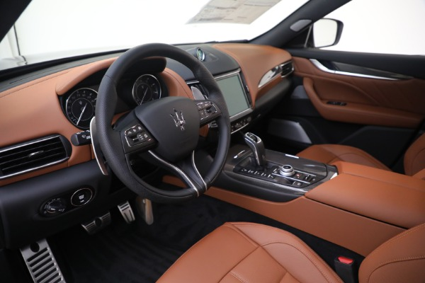 New 2021 Maserati Levante S GranSport for sale Sold at Bugatti of Greenwich in Greenwich CT 06830 13