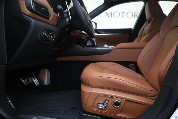 New 2021 Maserati Levante S GranSport for sale Sold at Bugatti of Greenwich in Greenwich CT 06830 14