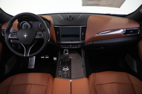 New 2021 Maserati Levante S GranSport for sale Sold at Bugatti of Greenwich in Greenwich CT 06830 16